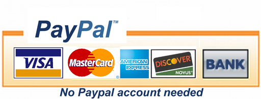 credit card payments accepted by paypal